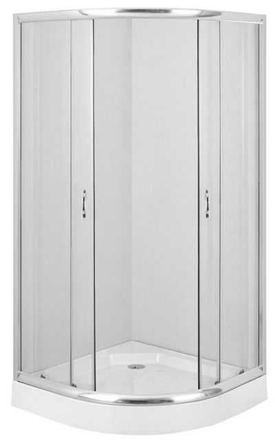 kabiny prysznicowe retro