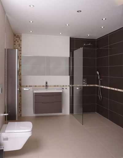 Kabiny półokrągłe oddawane do lekkich łazienek!