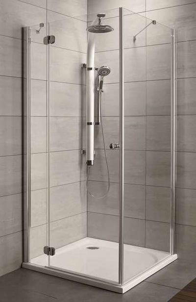 Jaką kabinę prysznicową kupować do niskiej łazienki?!