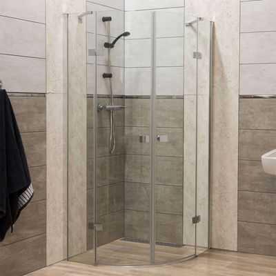 Kabiny prysznicowe Sanplast adresowane do zabudowy!