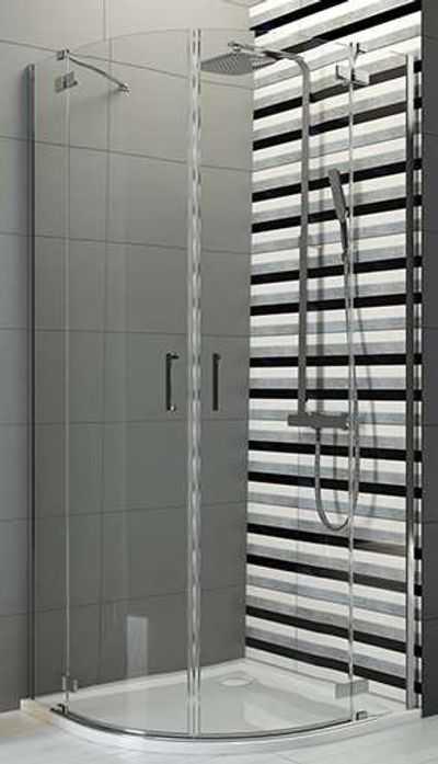 elegancka kabina prysznicowa
