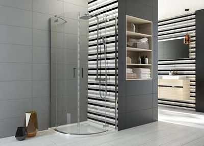 Kabiny prysznicowe Ravak, jaki model atrakcyjniejszy?