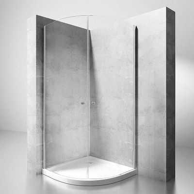Kabiny prysznicowe do nowych łazienek