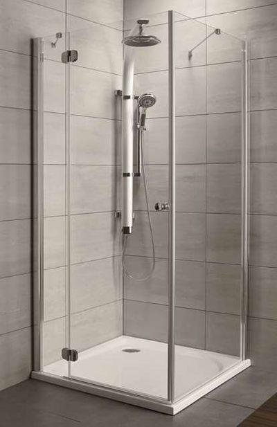 Kabiny prysznicowe New Trendy adresowane do zabudowy!
